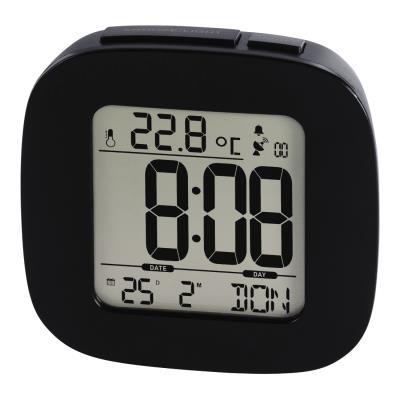 Minuteur thermomètre - Hama rc 45 - 00136278 noir