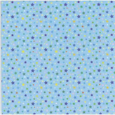Origami étoiles - Double face - 15x15cm -20 feuil.