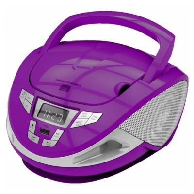 Radio CD BRIGMTON W 440 USB Violet