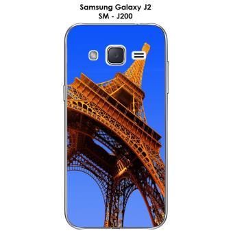 Coque Samsung Galaxy J2 Sm J200 Paris 6 Etui Pour Téléphone