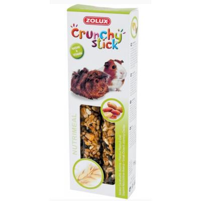 Crunchy Stick Cacahuete/Avoine Aliment Pour Cochon D'Inde 115G