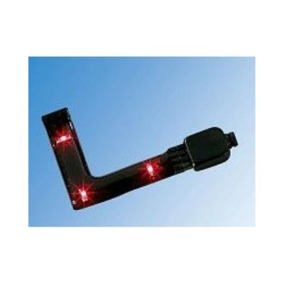 Angle pour module LED SMD - rouge