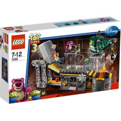 Lego - LEGO Toy Story - 7596 - L'usine de destruction des jouets (Import Allemagne)