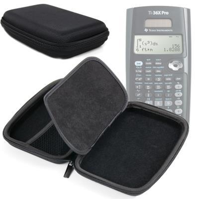 Texas Instruments TEX TI36XPRO Calculatrice Scientifique Noir