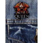 Queen Badge épingle émail Crest