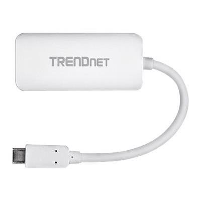 L´adaptateur USB-C HDTV de TYPE-C vers VGA, le modèle TUC-VGA, ajoute un moniteur HDTV à une station de travail ou affiche l´écran d´un ordinateur sur un téléviseur HD en mode duplication. Découvrez des vidéos parfaites grâce à la connexion USB TYPE-C ver