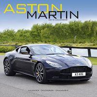 Aston martin calendar 2019