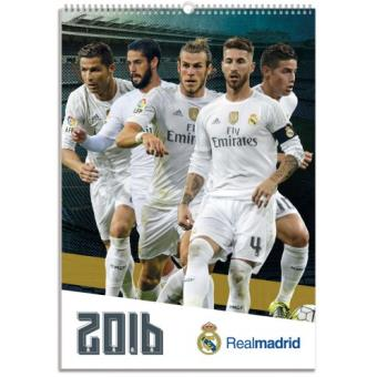 Calendrier Madrid.Football Poster Calendrier Real Madrid Calendrier