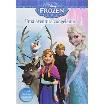 Disney Frozen. Livro De Histórias