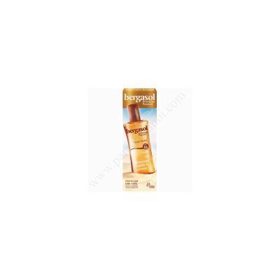 BERGASOL Huile sèche SPF10 (125 ml)