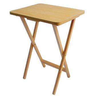 cm 39 d'appoint housewares x bois x Premier naturel 65 49 table pliable wmvn0ON8