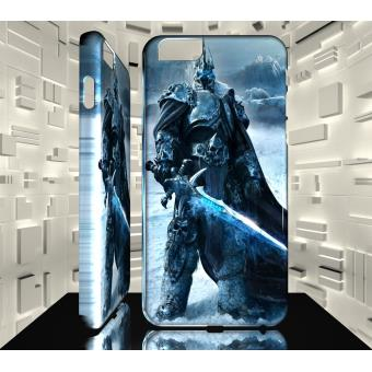 Coque Iphone 6 PLUS JVF World of Warcraft WOW 14 Le Roi Liche