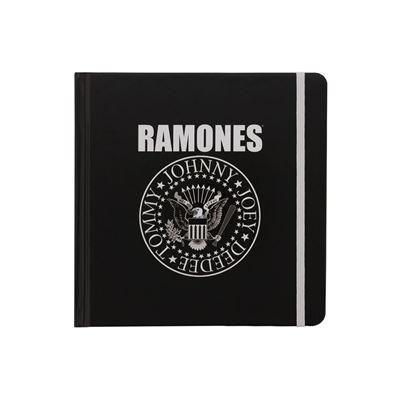 Ramones Carnet Seal 17,5 x 17,5 cm