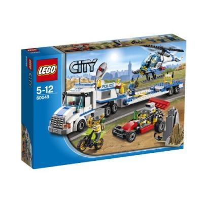 Lego city 60049 le transport de lhélicoptère