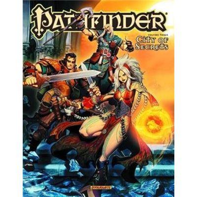 Pathfinder Volume 3: City Of Secrets (Pathfinder Hc) (Hardcover)