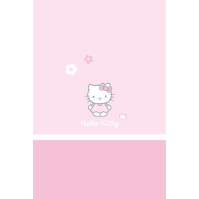 HELLO KITTY - 040203 - COUVRE LIT - ALICE - 80 X 120 CM