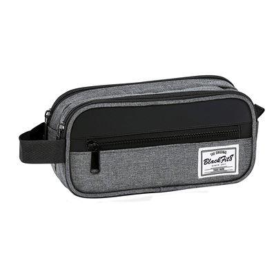 Blackfit8 Black & Grey Sac Portable (Officiel)