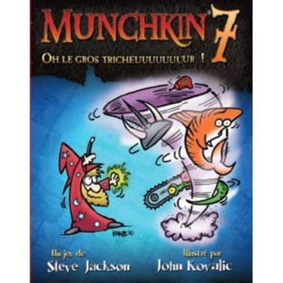 Munchkin seconde edition - extension 7 : oh le gros tricheur edge ubim07