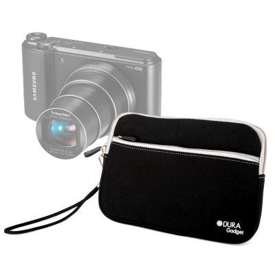 DURAGADGET étui néoprène noir résistant à l'eau pour Samsung Smart Camera WB850F