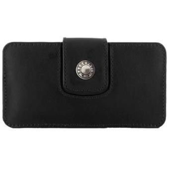 Etui horizontal Façonnable medium noir avec attache ceinture - Etui pour  téléphone mobile - Achat   prix   fnac 4868c6661089