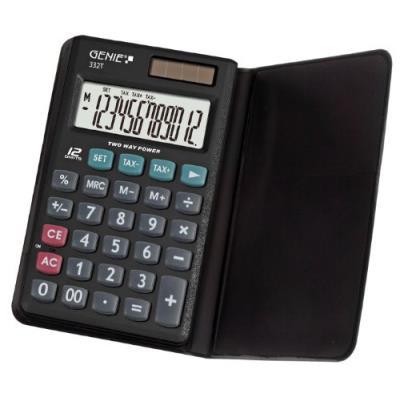 Genie 332t calculatrice de poche