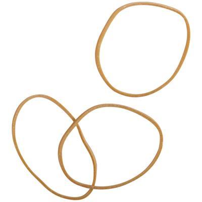 Bracelet caoutchouc blond 60 mm - sac de 1kg