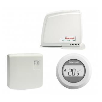 pack thermostat sans fil connect honeywell quipements lectriques domotique achat prix. Black Bedroom Furniture Sets. Home Design Ideas