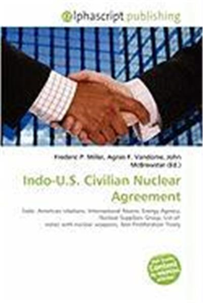 Indo-U.S. Civilian Nuclear Agreement