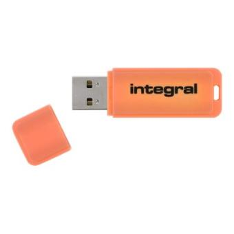 Integral Neon - USB-flashstation - 64 GB