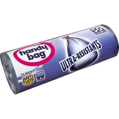 Sac HANDY BAG 50L à liens Ultra Résistant