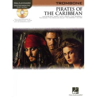 Klaus Badelt - Pirates of the Caribbean (Trombone) - Paperback - 2007