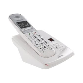 Téléphone GSM TELEFUNKEN TD351 BLANC