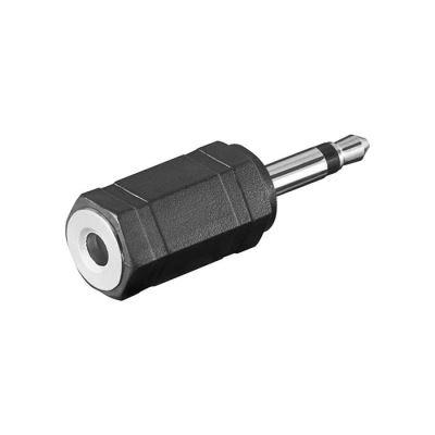 Adaptateur 3,5 mm M vers F 3,5 mm