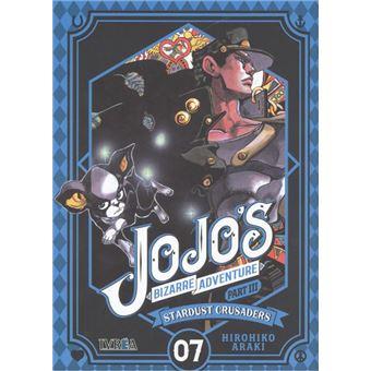 Jojo's bizarre adventure 3-stardus7