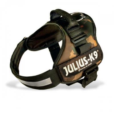 Harnais Power Julius-K9, 2/L–Xl: 71–96 Cm, Camouflage - 15053 - Julius