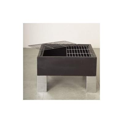 DIRECT DESIGNS - BRASERO SQUARE BRAZIER