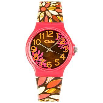 Teenie Weenie Chic Watches Retro Fleurs Montres Pour Femmes Et