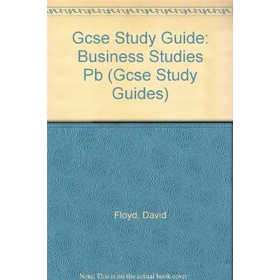 GCSE Study Guide Business Studies - [Livre en VO]