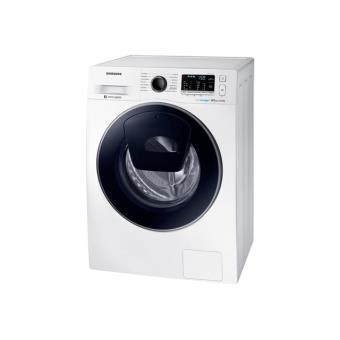 Samsung Slim WW80K5210VW machine à laver - chargement frontal - pose libre  - blanc - Achat   prix  8e2f934c18