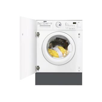 zanussi zwt71401wa machine 224 laver s 233 chante chargement frontal int 233 grable blanc achat