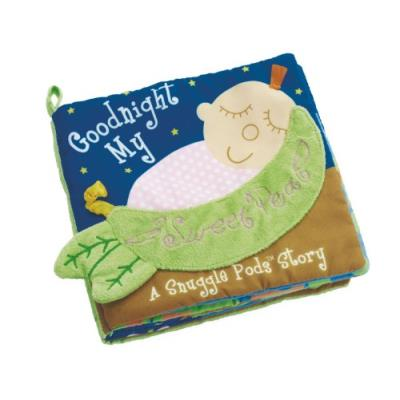 Manhattan toy doudou bonne nuit - my sweet pea