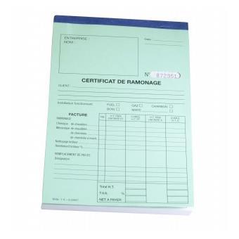 certificat ramonage vente maison