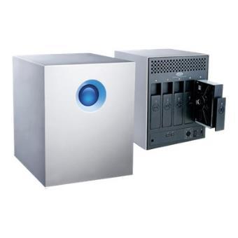 LaCie 5big Thunderbolt Series - baie de disques