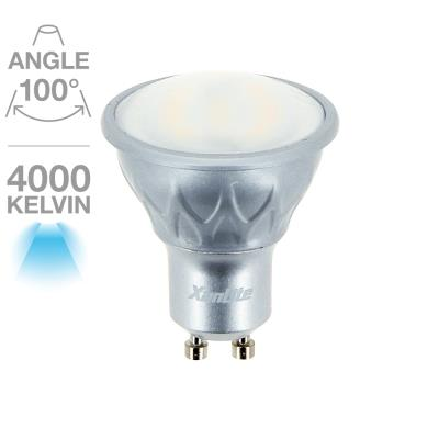 SPOT 450 LUMENS Blanc neutre 5.6W équivalent à 50W