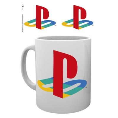 Tasse de ceramique Playstation Colour Logo