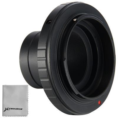 T2 Anneau pour Canon Adaptateur de Lentille Caméra