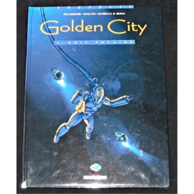 Golden city, 3- nuit polaire