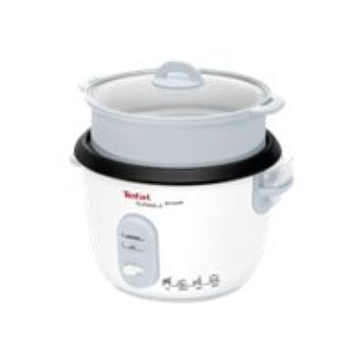Tefal RK1011 - Cuiseur à riz/cuiseur à vapeur - blanc