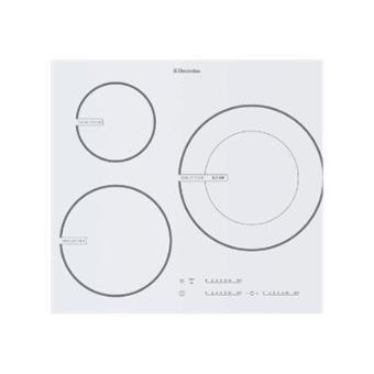 Electrolux Ehd60127iw Table De Cuisson à Induction 60 Cm