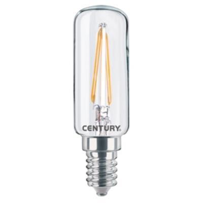 Filament ampoule pour hotte lampe led 2w e14 2700k 240 lumen century